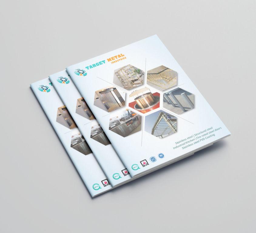 Corporate Profile Design