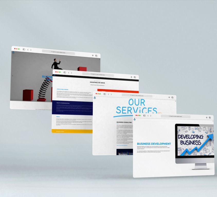 M3h-Website design & development